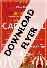 MOS Carousel 2015 Flyer